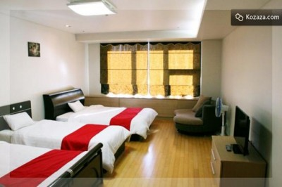 [Asian Games Incheon 2014] Rooms with speaking foreign language hosts