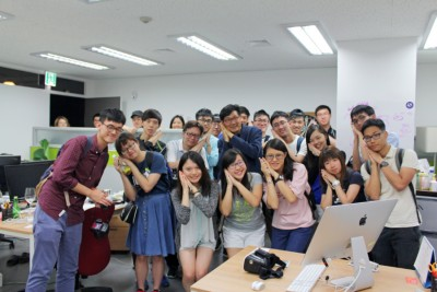 Students of City University of Hong Kong visited KOZAZA
