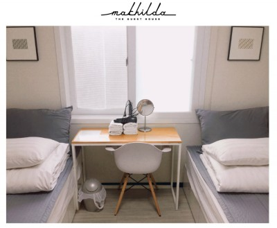 [360VR] Mathilda Guesthouse in Gangnam – A beautiful house with a perfect location!